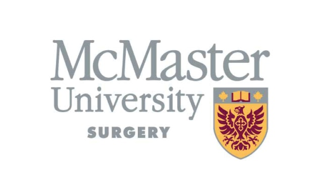 McMaster Dept. of Surgery logo