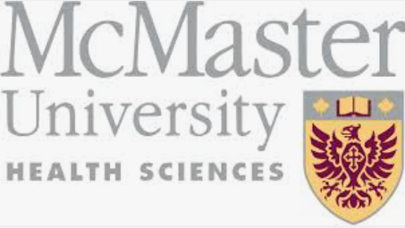 Mcmaster university health sciences company logo logo